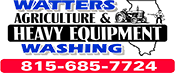 Watters Ag & Equip. Washing